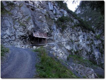 Val dUina - steiler als es aussieht...