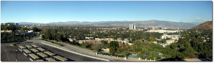Panorama Universal Studios