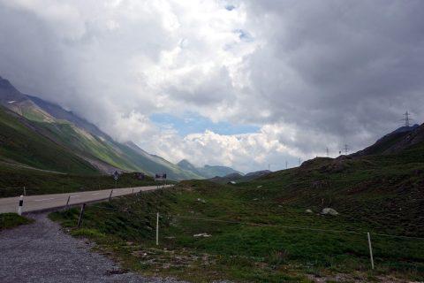 Albulappass - Val Alvra