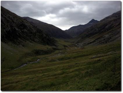 Vallaccia - menschenleere alpine Wüste...
