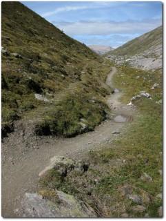 Wiesentrails zum Passo die Val Trela