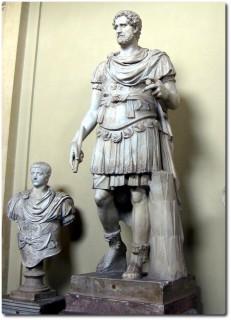 Vatikanische Museen - antike Statuen en masse