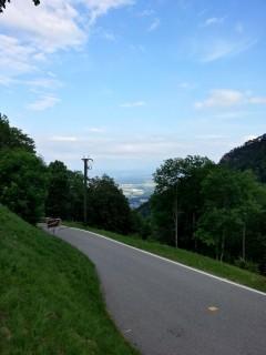 Vorder Balmberg - Blick ins Mittelland