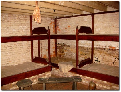 Sklavenraum Mount Vernon