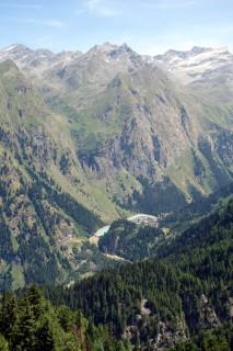 Ausgangs- und Schlusspunkt - Fionnay