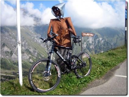 Das Vogellisi und mein Mountainbike