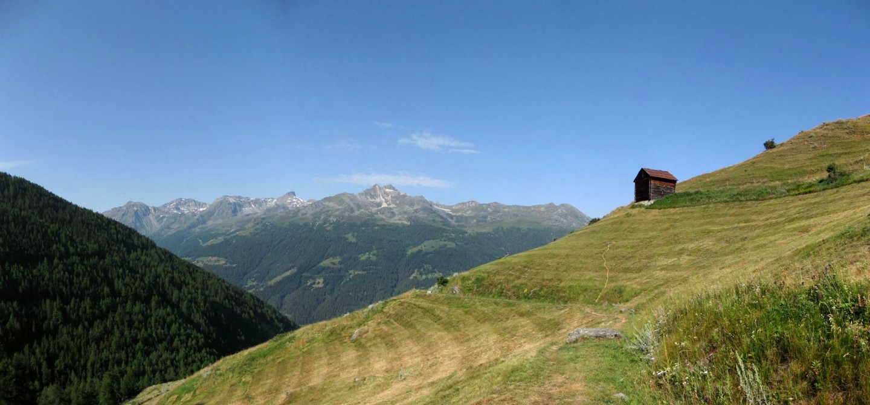 Panorama - Walliser Bikeimpressionen