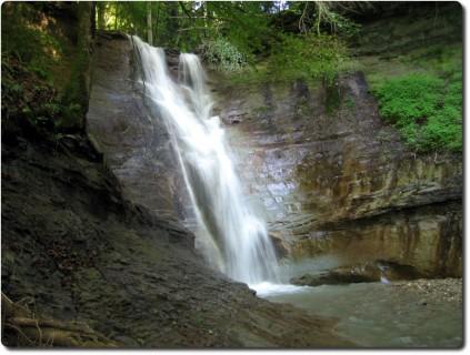 Mützbachtäli Wasserfall