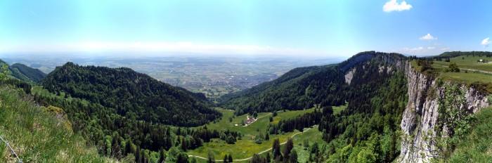 Panorama Wandflue