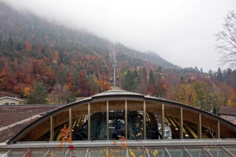 Talstation Weissensteinbahn