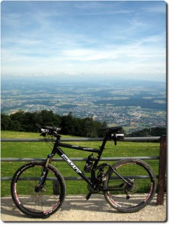 Auf dem Weissenstein - Blick ins Mittelland