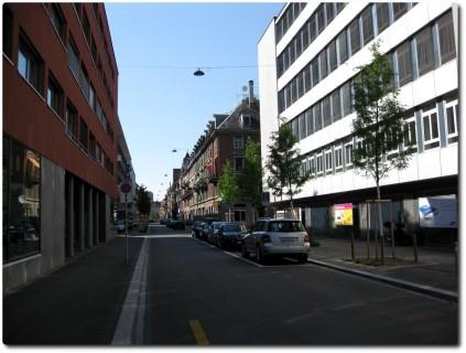 Weststrasse - Nicht wiederzuerkennen !