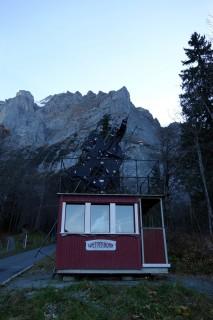 Seilbahn Wetterhorn