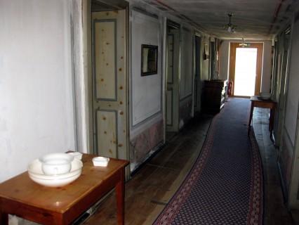 Hotel Weisshorn - Gang