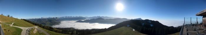 Panorama Wildspitz Süd