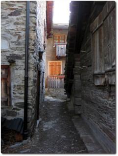 Walliser Dorf