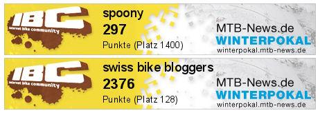 Winterpokal 2013 - Statistik