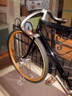 Original Wright Fahrrad