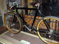 Original Wright Fahrrad