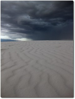 White Sands National Monument - Impressionen