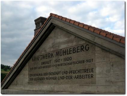Kraftwerk Mühleberg