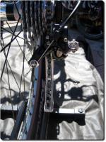 Shimano XT 2008 Umwerfer Hinten